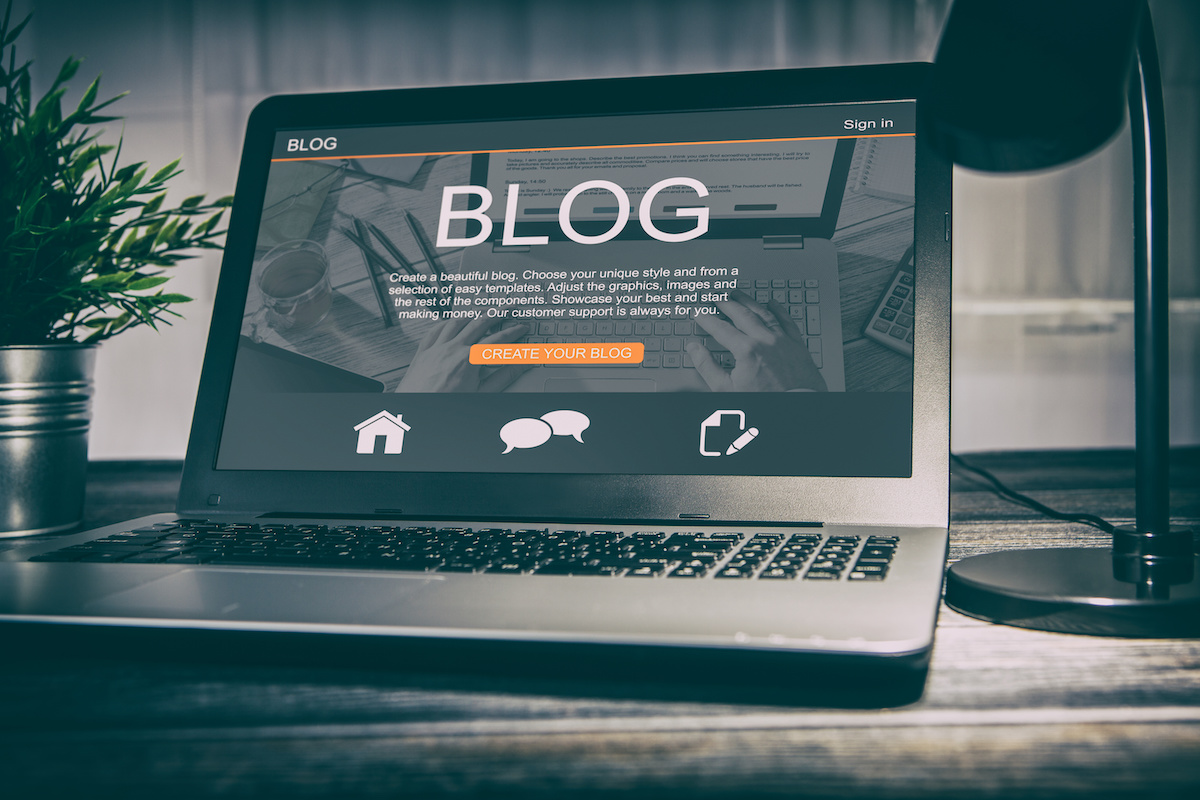 blogging as a content strategy